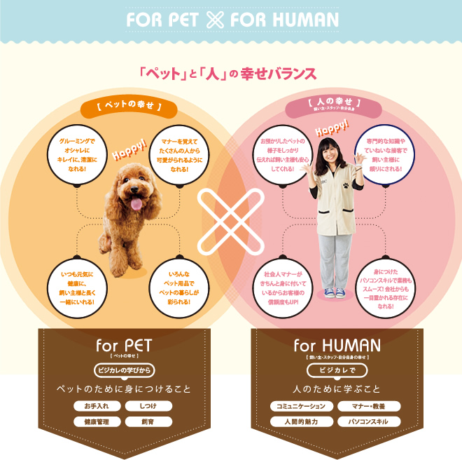 FOR PET X FOR HUMAN